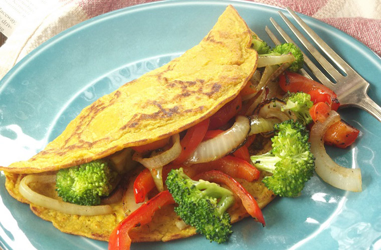 vegan-omelet